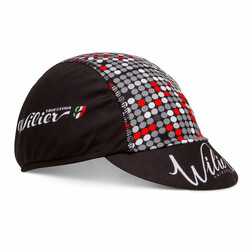Wilier Cap Pop Optical Stardust/schwarz-grau-rot