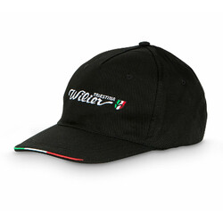 Wilier Cap Free Time Black