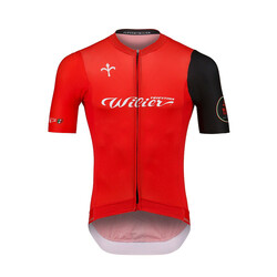 Wilier Cycling Club Trikot rot XXL