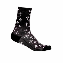 Wilier Socks Alabarda Black by MB Wear S/M